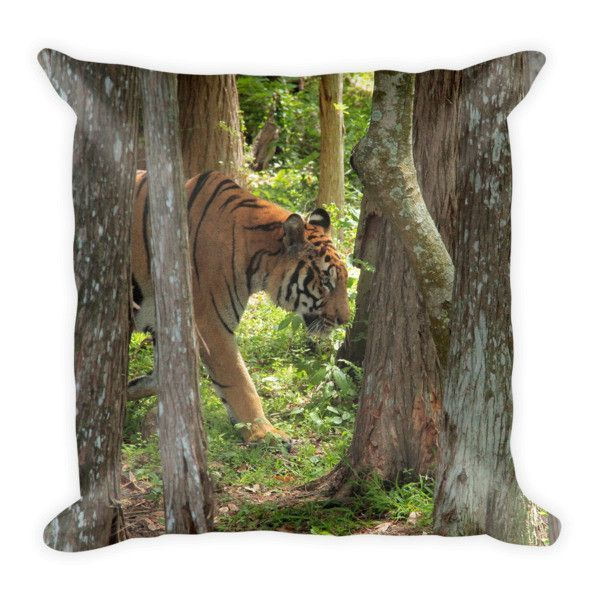 Pillow - Hoover Tiger