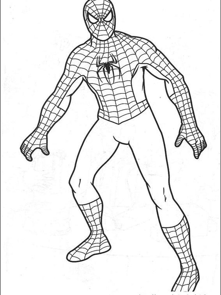 Spider Man Far From Home Coloring Pages Following This Is Our Collection Of Spiderman Colo Spiderman Coloring Superhero Coloring Pages Avengers Coloring Pages