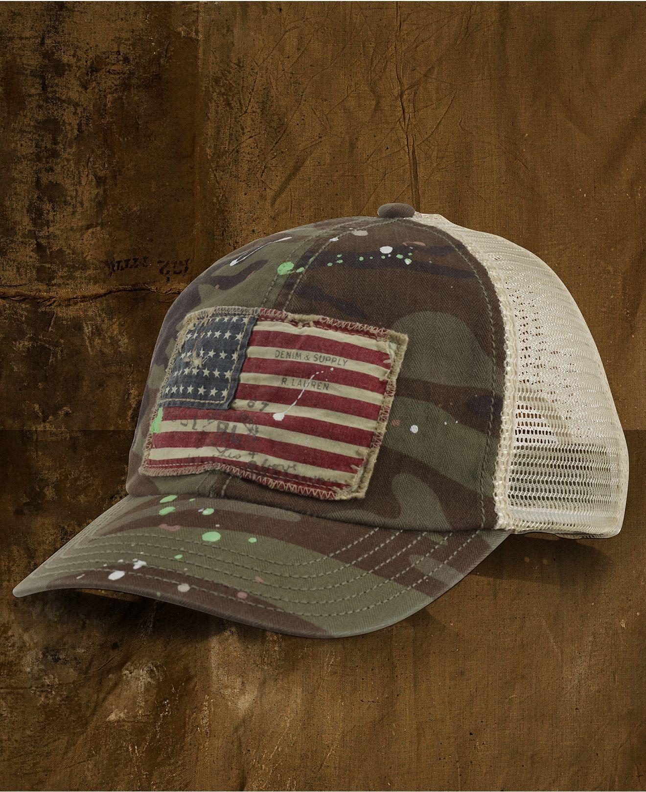 1957ca1869df8 Denim   Supply Ralph Lauren Hat