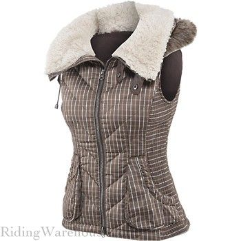 Goode Rider Fall Heritage Down Vest W/ Removable Hood