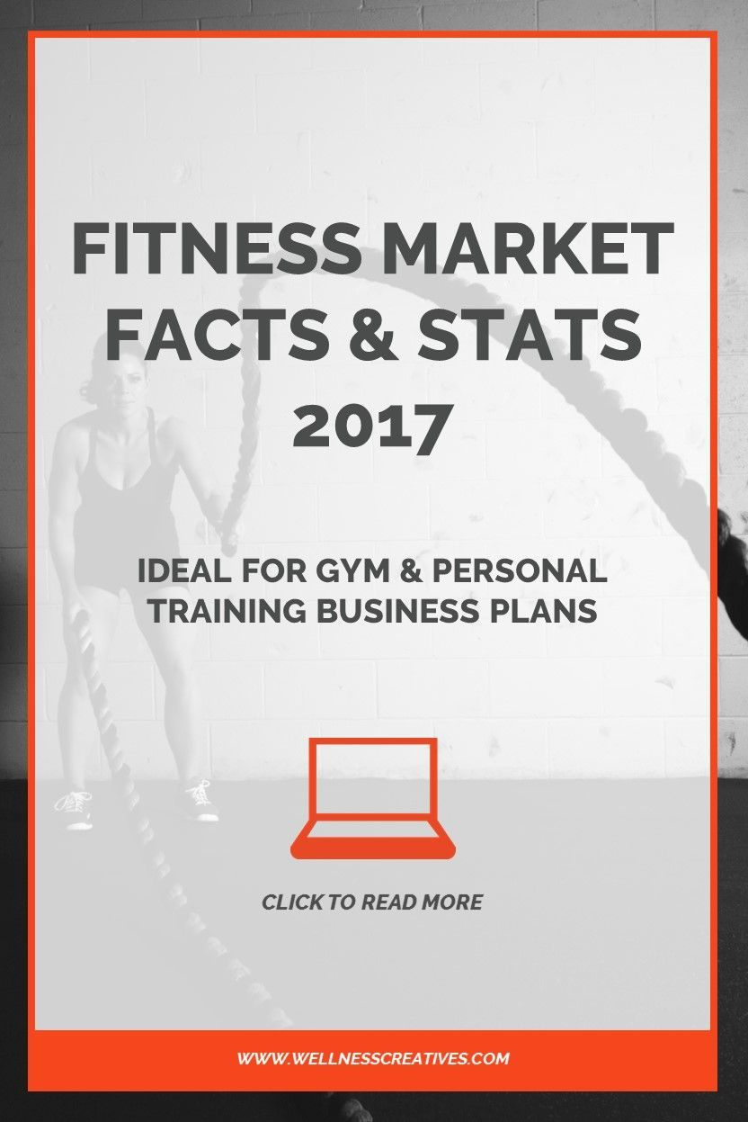 This Handy Infographic Summarises The Latest Fitness Market Facts Stats Data Including Global Fitness Marketing Fitness Business Personal Training Business