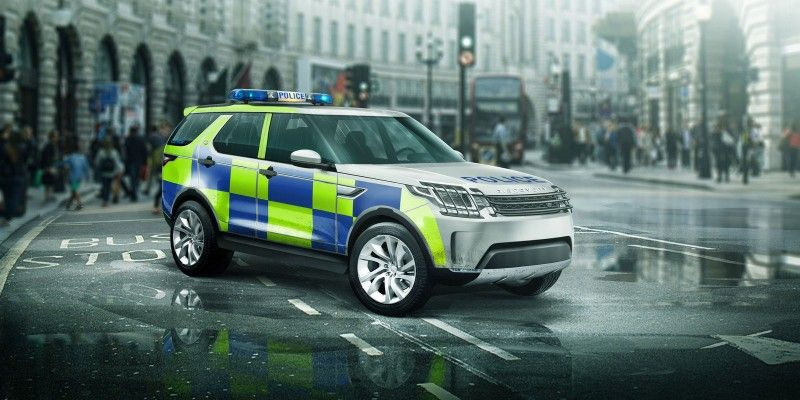 Land Rover Discovery 5 Police L R Discovery Pinterest