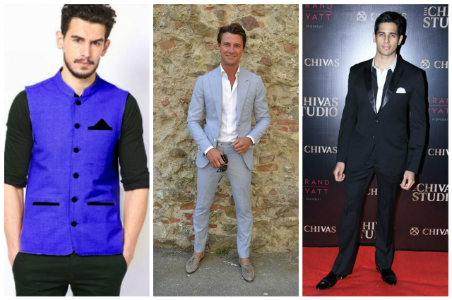 what to wear in party for guys