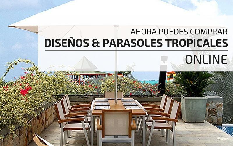 Diseños & Parasoles Tropicales Decohunter