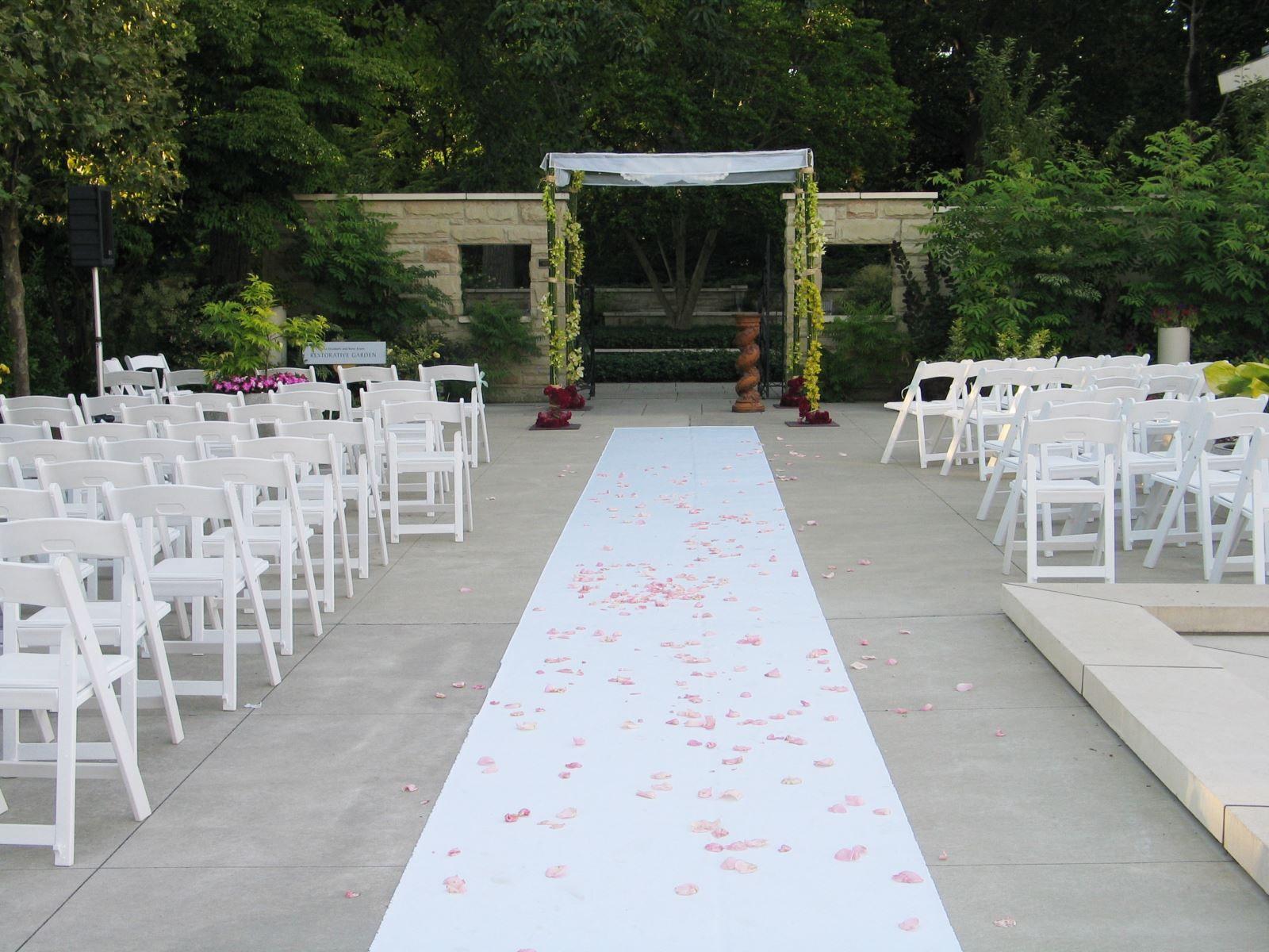 Cleveland botanical garden wedding cleveland botanical