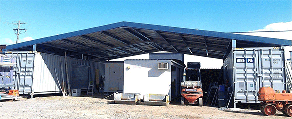Podroof Products Standard Kits Container House Desert Homes Roof Styles