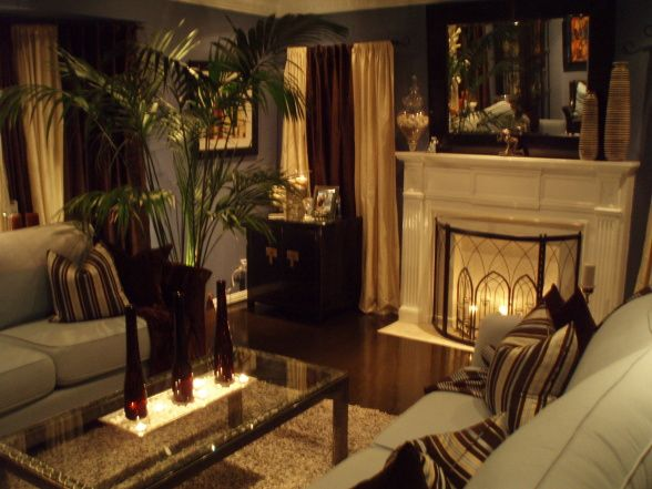 The Living Room Living Spaces Living Room Warm Family Living Rooms