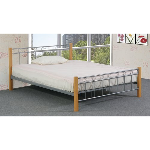 Home Loft Concept Eveline Platform Bed Products In 2019