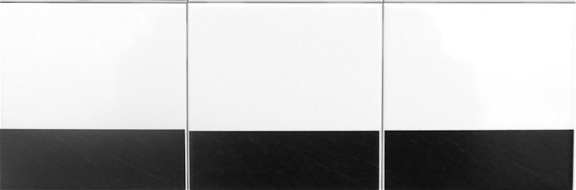 """6"""" BLACK SLATE EFFECT BORDER- Tile Transfers - (10 per pack) NEW DESIGN   eBay"""