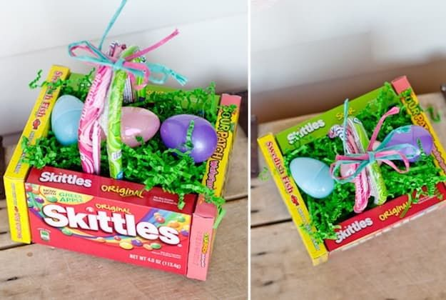 Edible Easter Egg Basket | DIY Easter Basket Ideas That Will Have You Hoppin'