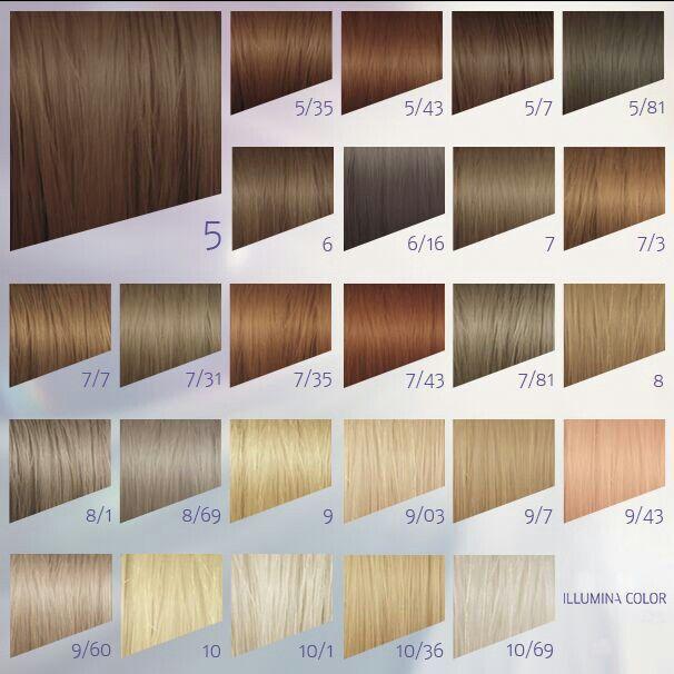 Pin By Anna Kozak On Gorgeous Hair Wella Illumina Color Wella Illumina Wella Hair Color
