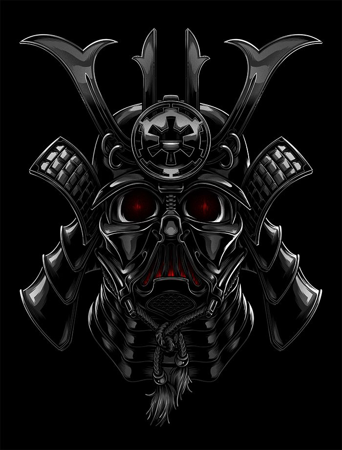 Pixalry Darth Vader Samurai Star Wars Tattoo Samurai Wallpaper