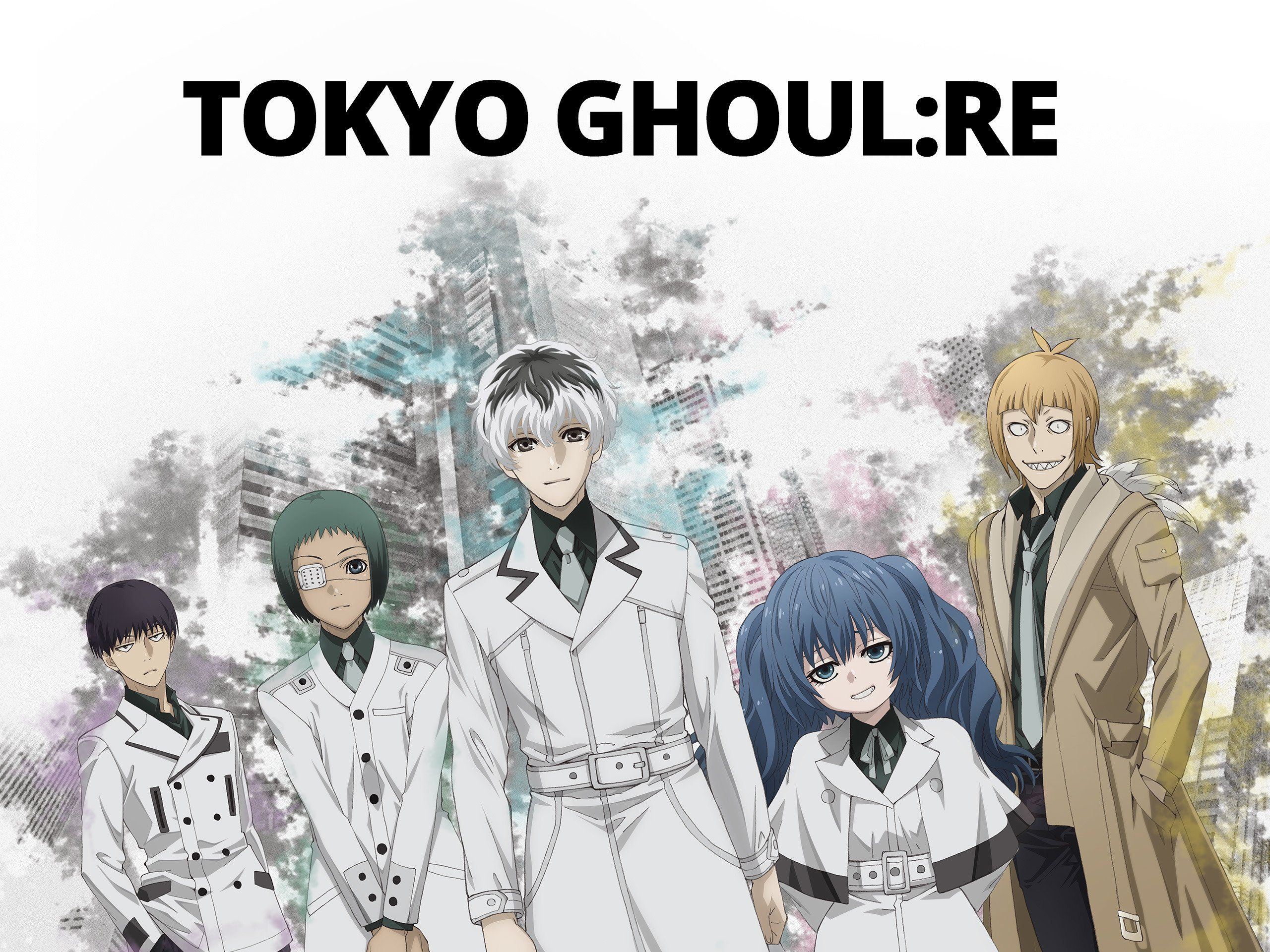 Pin by Alex Walker on Animes in 2020 Tokyo ghoul, Anime