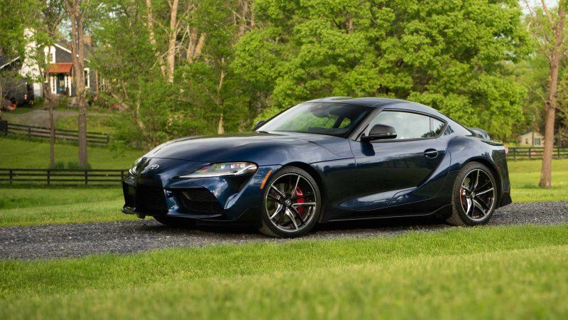Toyota Supra Power At The Wheels In Dyno Tests Exceeds Its Rating Toyota Supra New Toyota Supra Toyota