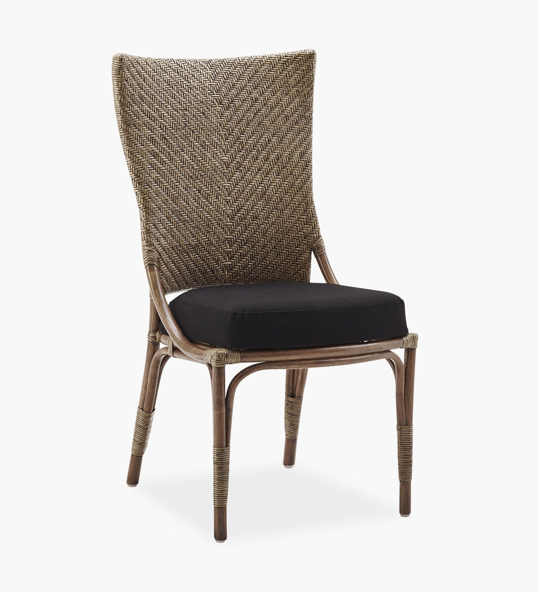 Melody Side Chair Rattan Dining Chairs Dining Chairs