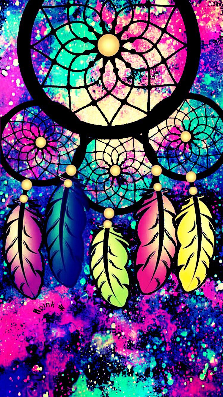 Hipster Dreamcatcher iPhone/Android Wallpaper
