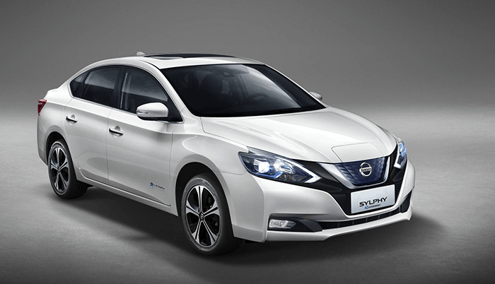 The 2019 Nissan Sylphy As The Fourth Generation And Known In The Us As Sentra Is Now Ready To Produce For International Market Six Years After The Start Autos