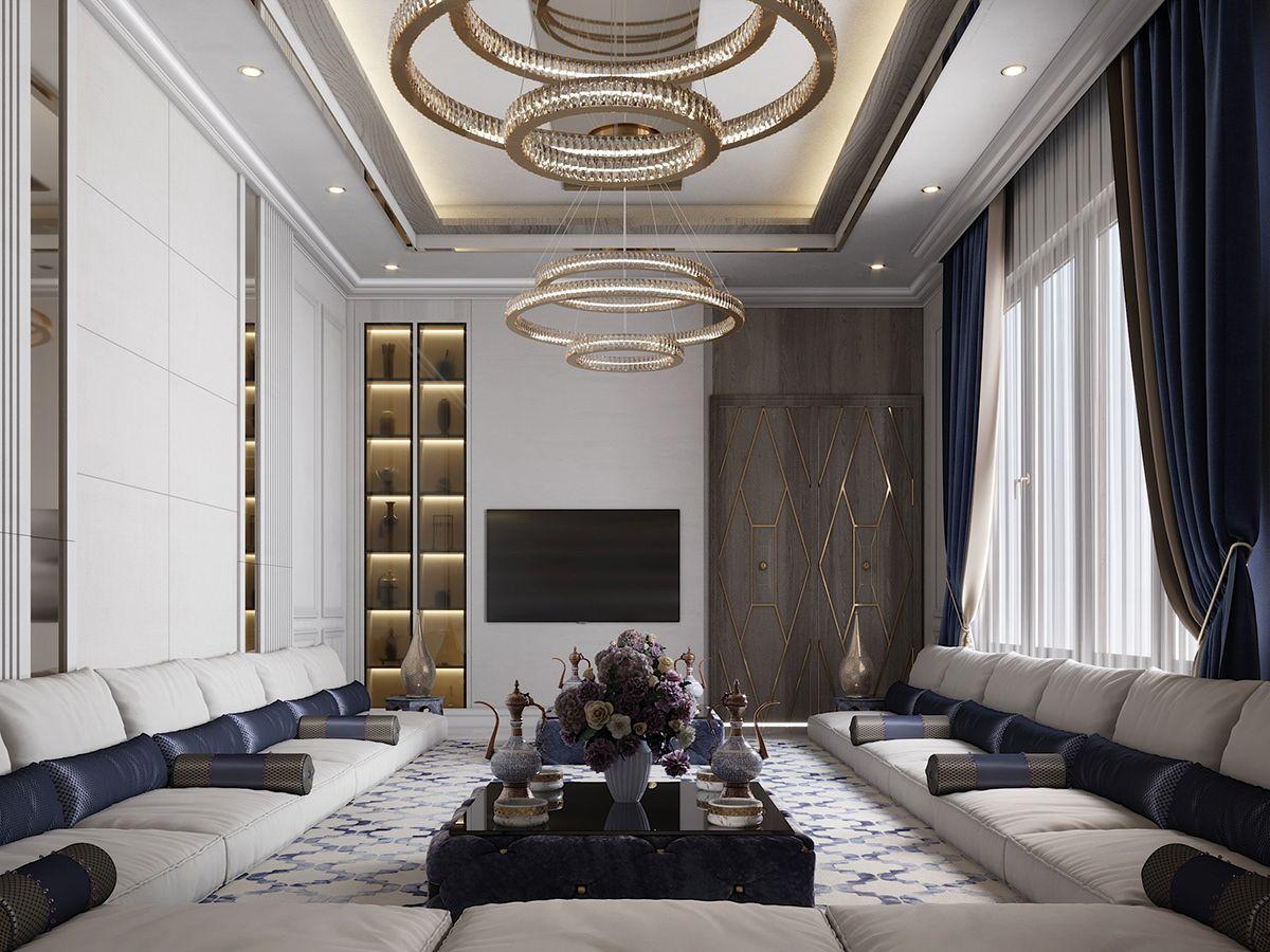 Majlis On Behance Living Room Design Decor Home Design Living Room Luxury Living Room Design