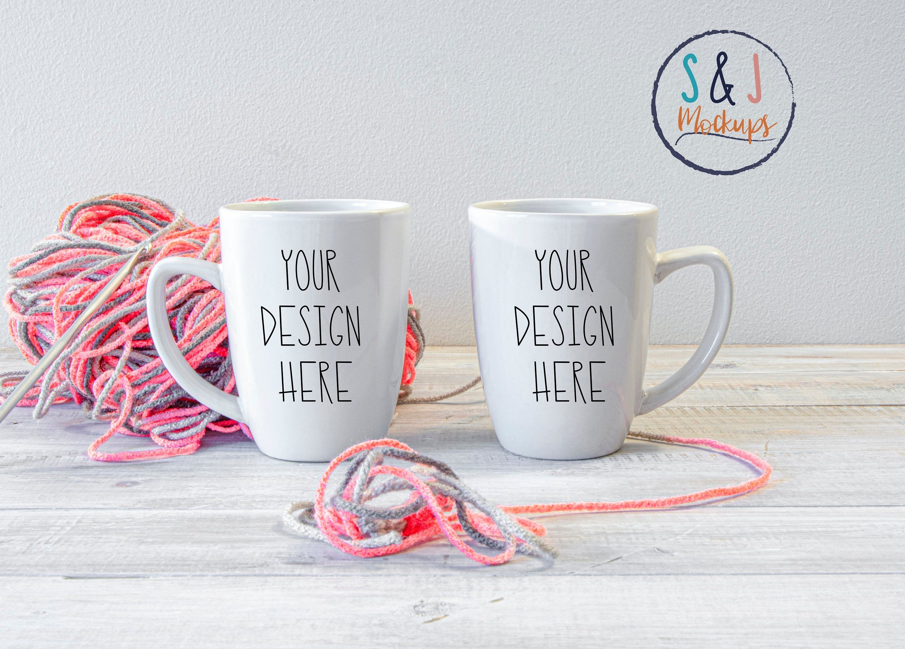 Product Mockup, Coffee Cup Mockup, Template Design, Blank