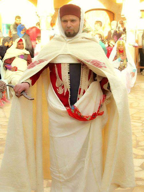 Folklore Dress Tunisia