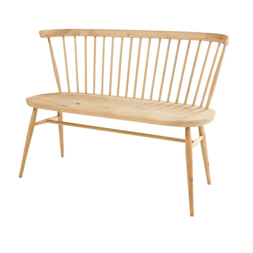 Seating | Vintage bench, Danish furniture, Bench