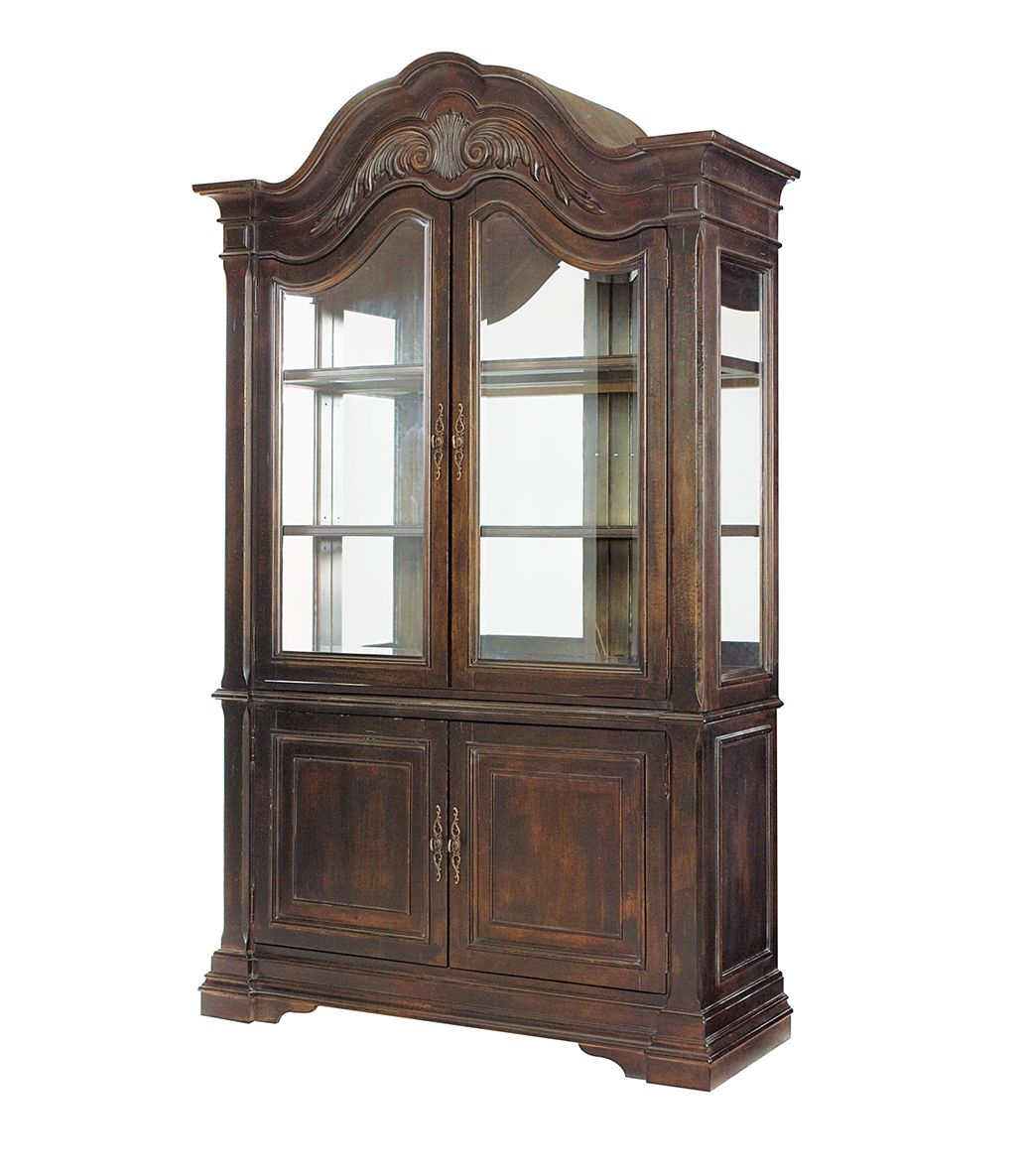 American Drew Manchester Court Curio China AD-407-830R