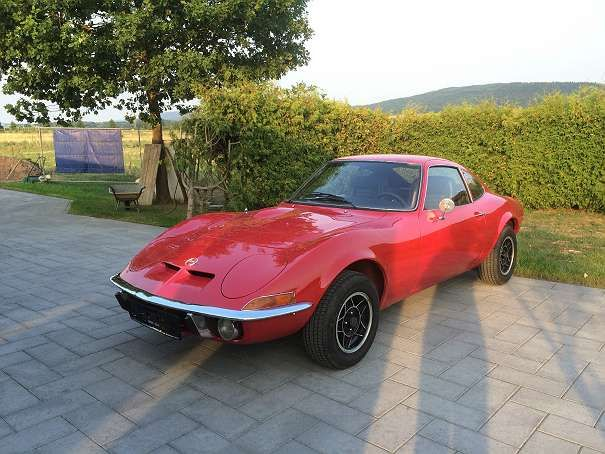 opel gt teile motor cih getriebe und mehr | opel gt and some other