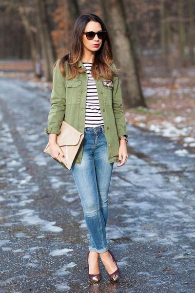 ecec1d964a Blue+Skinny+Zara+Jeans