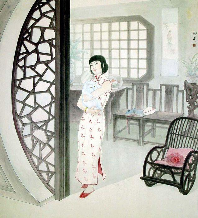 Zou Li art