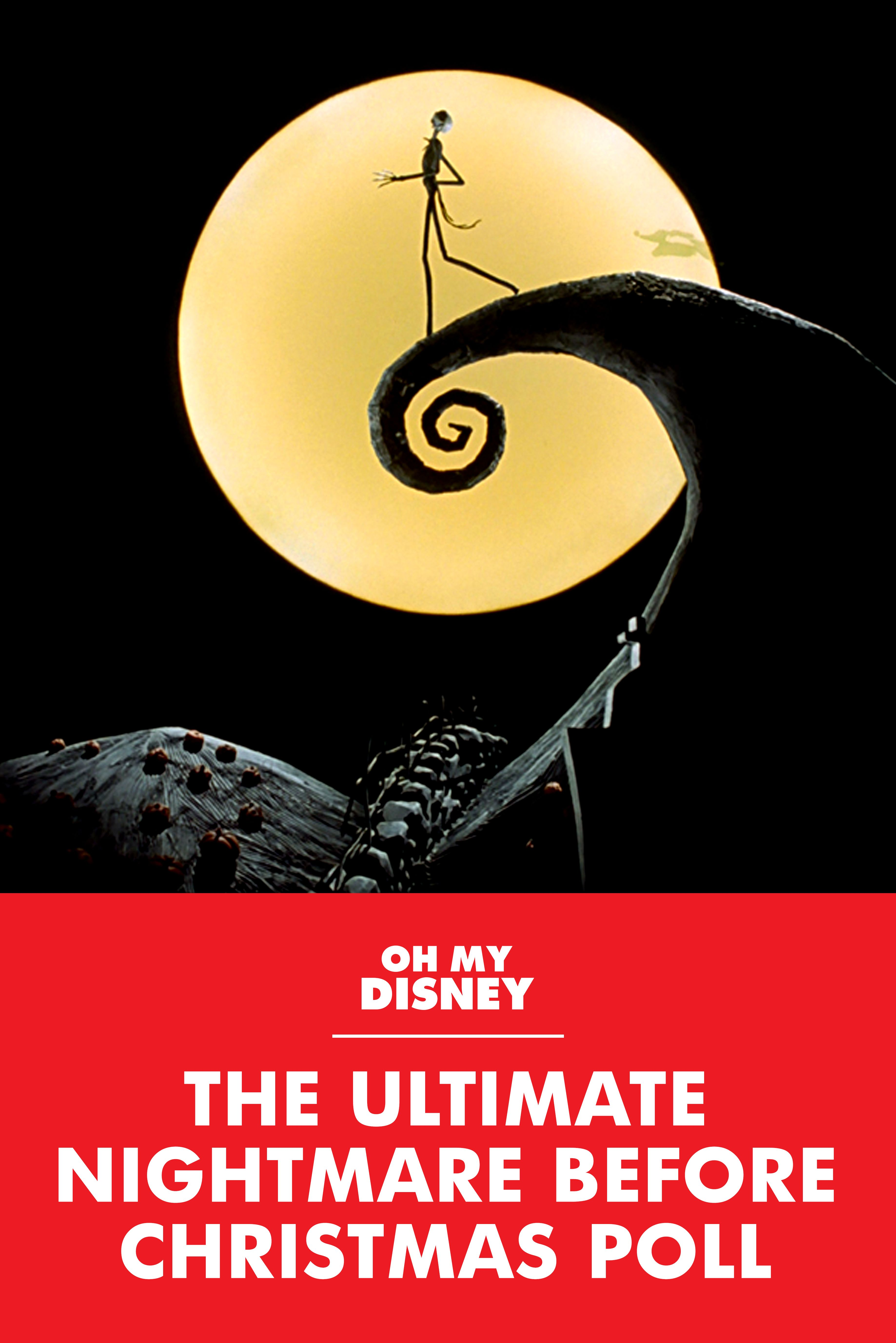The Ultimate Nightmare Before Christmas Poll | Pinterest | Quizzes ...