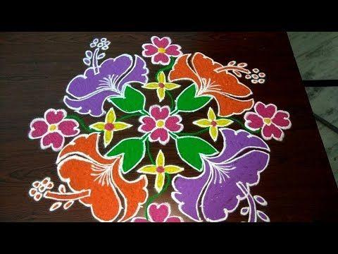 Chukkala Simple Rangoli Designs Sankranthi Muggulu Valoblogi Com