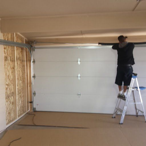 Rite A Way Has Employed A Team Of Skilled Technicians Who Know Everything About Garage Garage Door Installation Garage Door Maintenance Garage Door Replacement