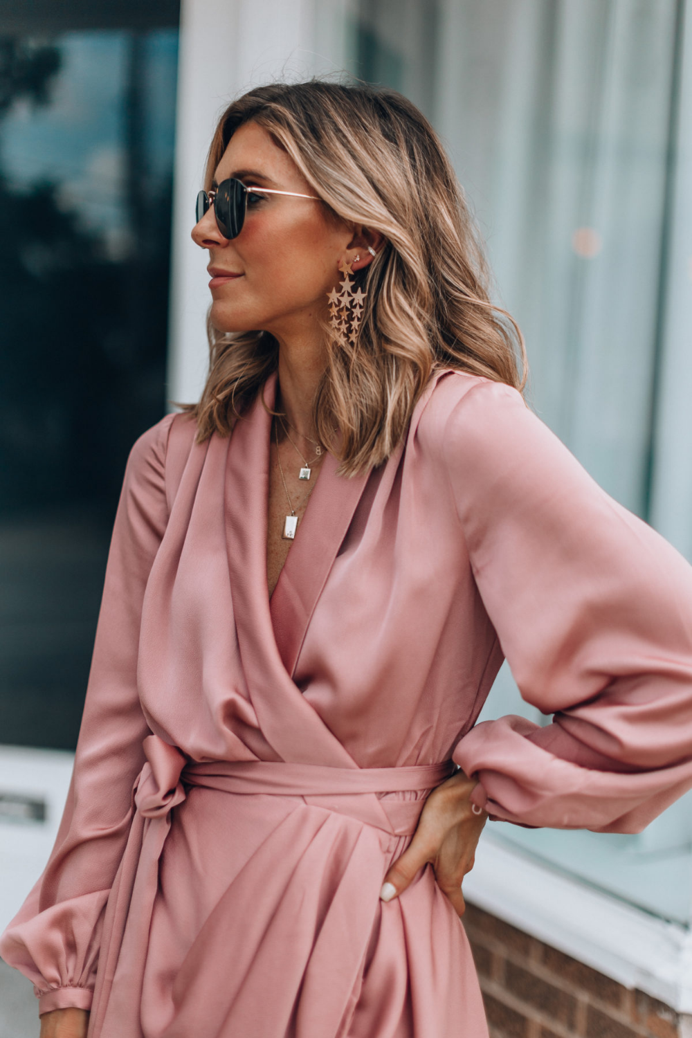 WHAT TO WEAR TO A PRE FALL WEDDING | Cella Jane // #weddingguest