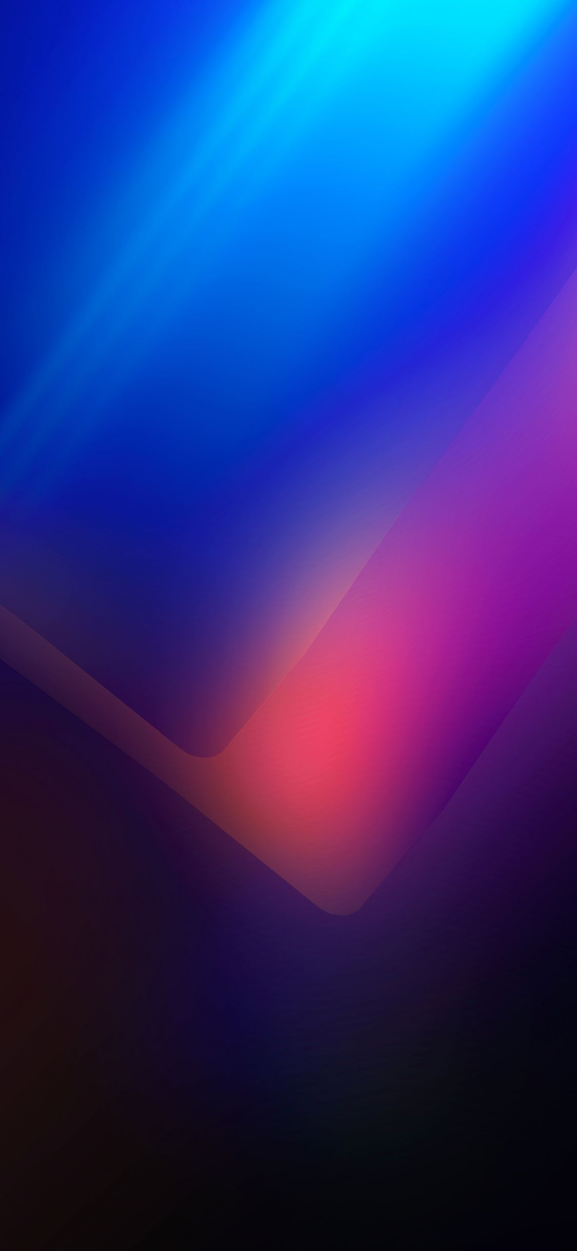 Download 1152x864 Wallpaper Vibrant And Vivid Edge Dark Gradient Colorful Iphone X Cool Wallpapers For Phones Abstract Backgrounds Beach Sunset Wallpaper