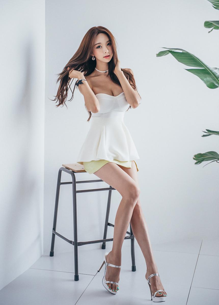 Korean Models Semi Hiatus Park Soo Yeon