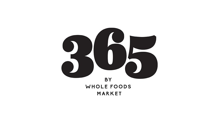 Logo And Lock Up For 365 Whole Foods Markets New Chain Of Smaller