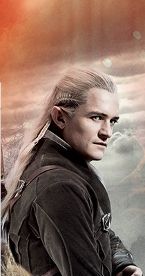Legolas Greenleaf That Face