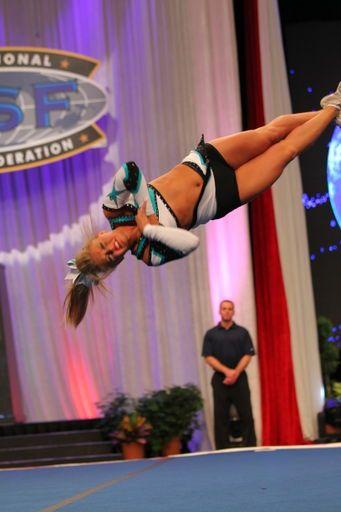 Cheer Extreme Senior Elite Worlds 2013