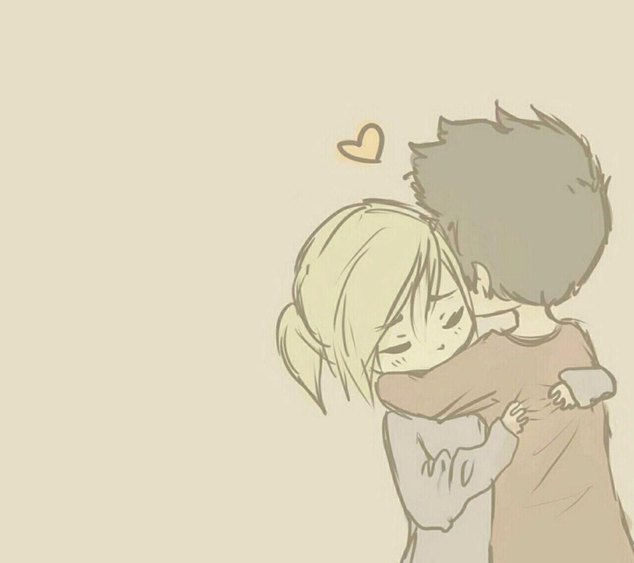 Un Chico Arrogante Dibujos De Parejas Enamoradas Dibujos De Abrazos Parejas De Anime Abrazandose