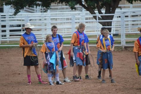 The 2013 Cal Farley S Boys Ranch Rodeo Saturday August 31 And Sunday September 1 Tickets At 10 And Children Under 6 Are Free Festiv Globe News Rodeo Boys