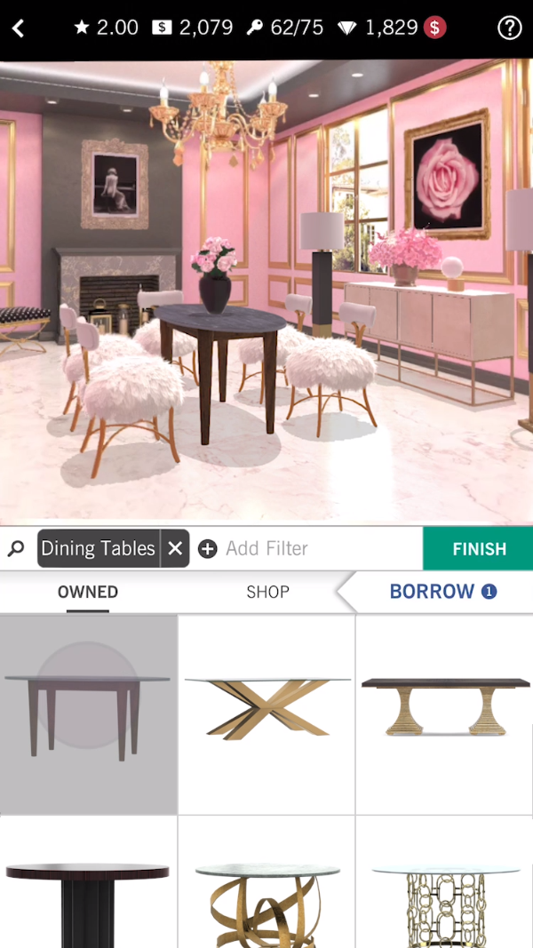 Take it easy, you deserve a break. Play the #1 Design game! If you daydream about designing beau ...