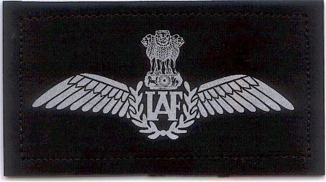 Indian Air Force pilot wings | Air Force Markings | Indian