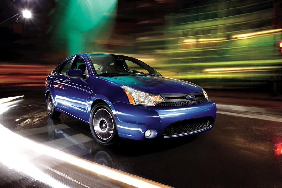Ford Focus Ford focus, Used cars, Most popular cars