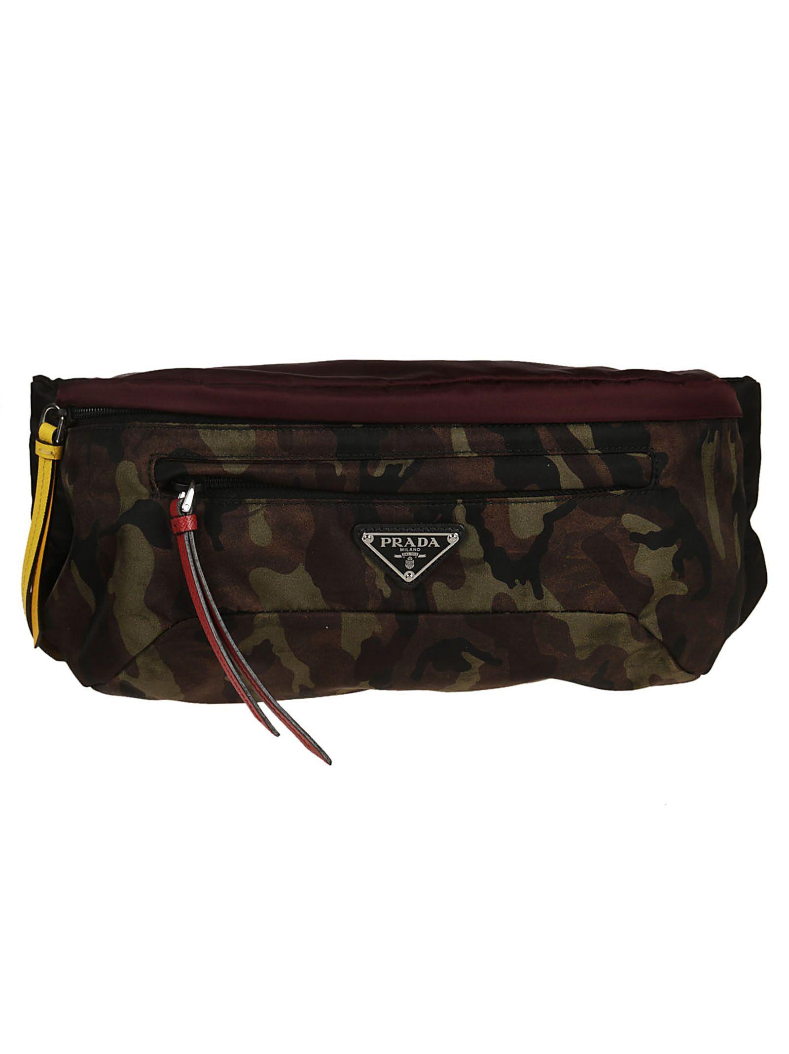 754c35d4e50c91 PRADA CAMOUFLAGE BELT BAG. #prada #bags #belt bags #   Prada   Prada ...
