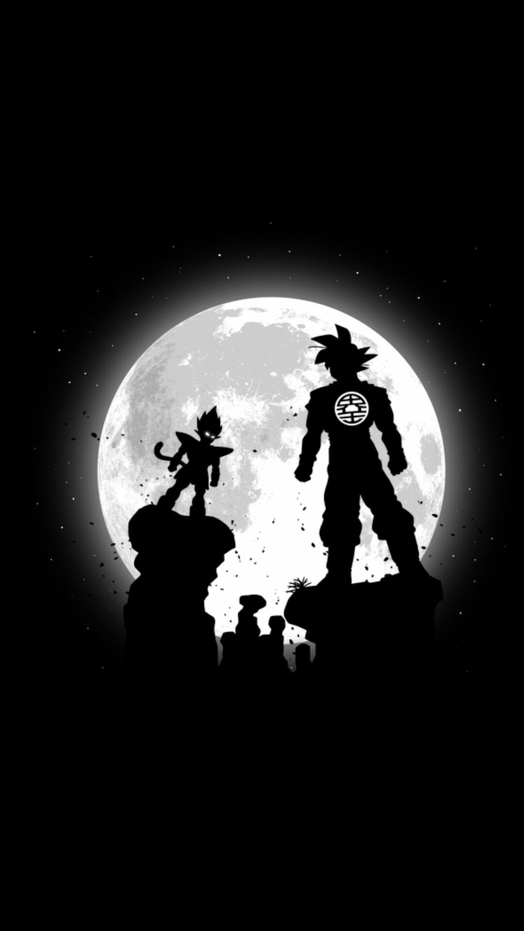 Wallpaper iphone vegeta - Goku Vs Vegeta