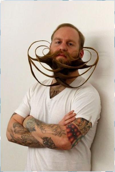 En Images World Beard And Moustache Championships Les Plus Belles Barbes Et Moustaches Du Monde Beard No Mustache Beard Styles Crazy Beard