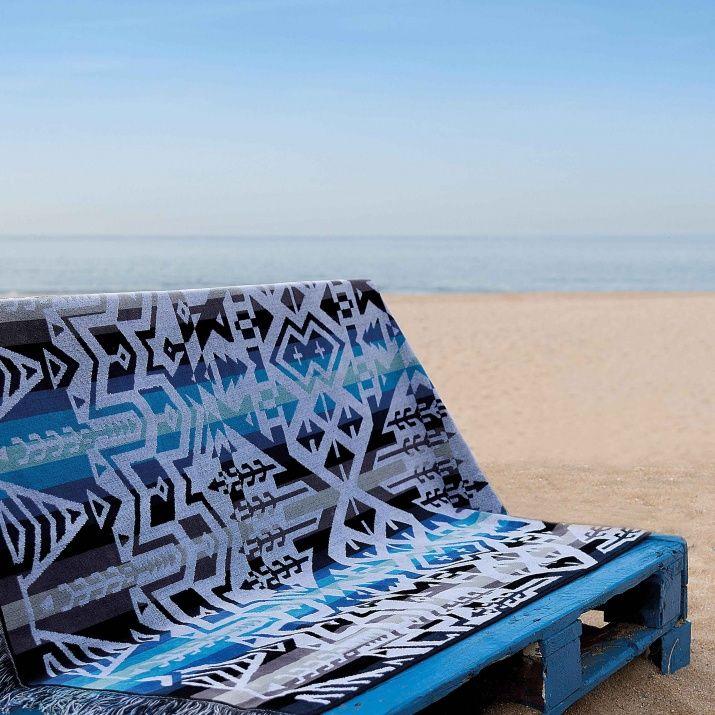 Toalla playa Sorema modelo Tulum 100% algodón
