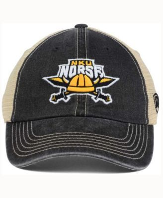 Top of the World Northern Kentucky Norse Wicker Mesh Cap - Black Adjustable