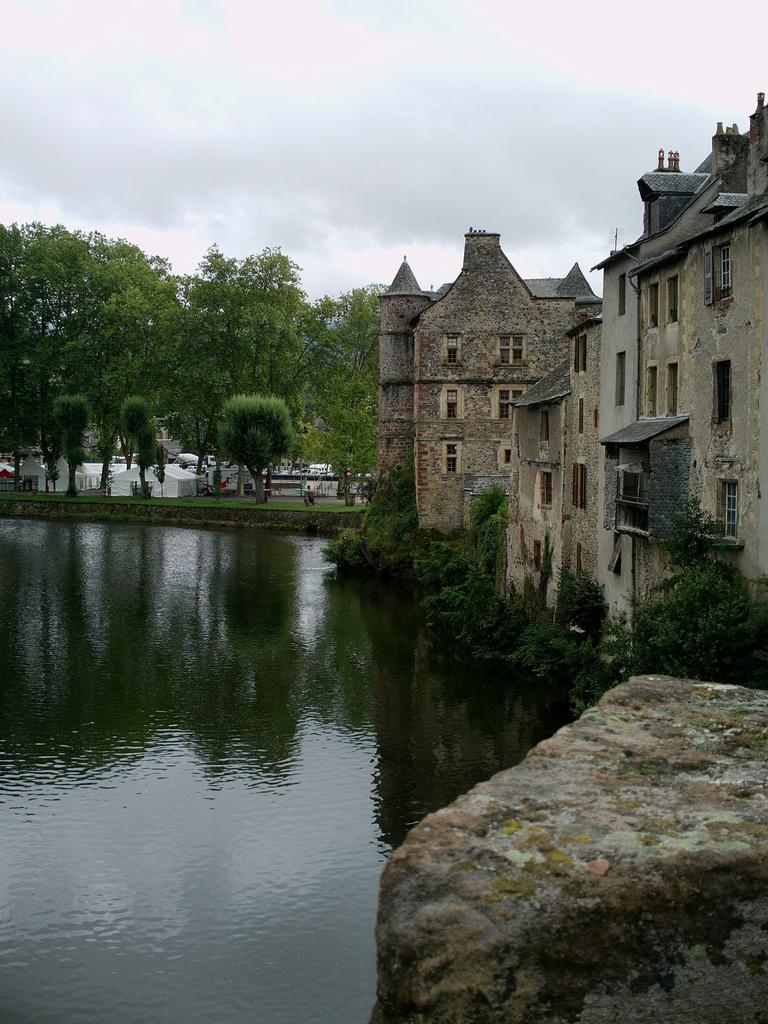 Le Pays du Haut Rouergue Paysages de France Paysage
