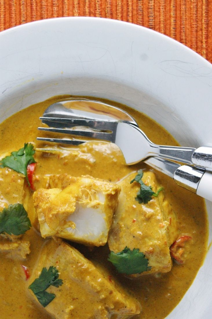 Gojan fish curry. #fish #curry by/ myfoodpassion.net
